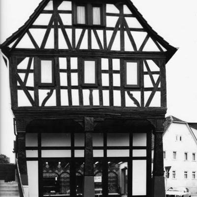 Das erste Backhaus nach der Renovierung