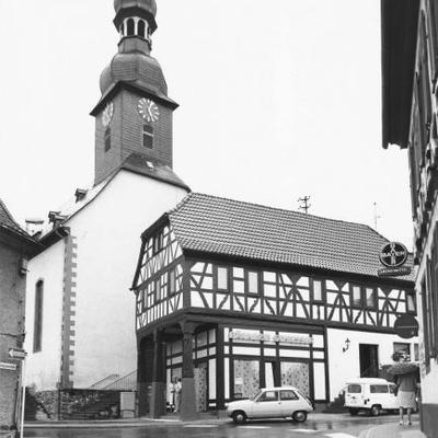 Historisches Backhaus nach der Renovierung