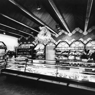 Historischer Verkaufsraum