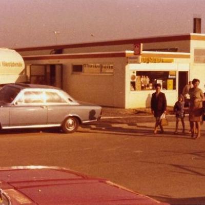 Backhaus Wallau, Eröffnung 1973