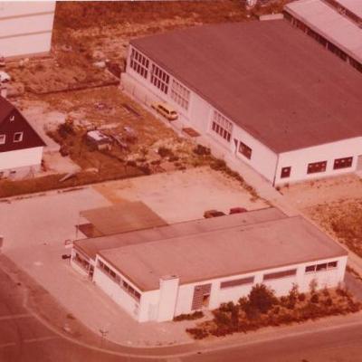 Neubau Wallau 1973
