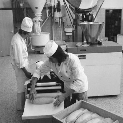 Produktion historisch